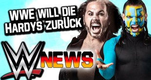 WWE will die Hardys zurück, TNA Wrestler im WWE UK Turnier | WWE NEWS 2/2017