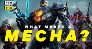 What Makes a Mecha? | NowThis Nerd
