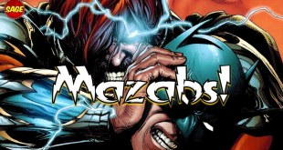 Who is DC Comics' Mazahs? Keeps What He Kills.