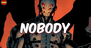 "Who is DC Comics' NoBody? ""No Body""... No Evidence."