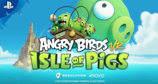 Angry Birds VR: Isle of Pigs Trailer | PS VR
