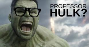Avengers 4 Tamil Concept Art Leak - Professor Hulk explained in Tamil