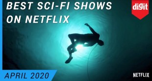 Best Sci-Fi Shows on Netflix (As of April 2020)