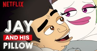 Big Mouth | Jay Falls in Love with His Pillow | Netflix