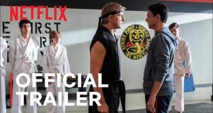 COBRA KAI | The Karate Kid Legacy Continues | Netflix
