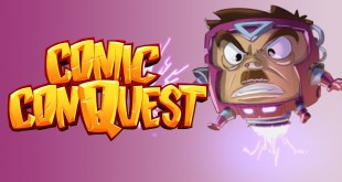 COMIC CONQUEST: Game Design Concept Art w/ Brian