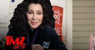 Cher Tries Volunteering at Malibu Post Offices, Gets Denied | TMZ TV