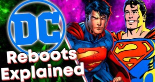 DC Comics' Reboots Explained!