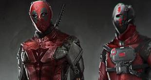 Deadpool Concept Art from Passed Pitched Movie