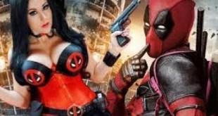 Deadpool Girl Bra DIY Tutorial cosplay | Screen Team