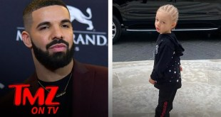 Drake Posts Photo of Son Adonis' First Day of School | TMZ TV