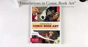 Foundations in Comic Book Art : SCAD Creative Essentials