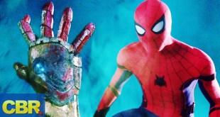 How Tony Stark Is Still Helping Peter Parker