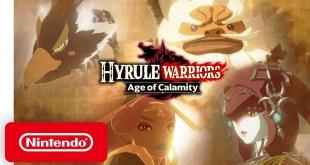 Hyrule Warriors: Age of Calamity - Champions Unite! - Nintendo Switch