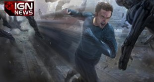 IGN News - First Avengers: Age of Ultron Concept Art Revealed