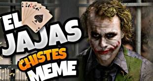 JOKER El Jajas MEME contando Chistes de DC COMICS
