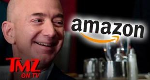 Jeff Bezos Is the World's First $200 Billion Man | TMZ