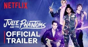 Julie and the Phantoms | NEW Series Trailer | Netflix