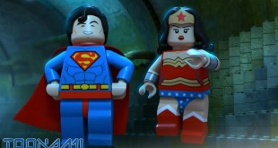Justice League Action 2/4 | Lego DC Comics Super Heroes | Toonami