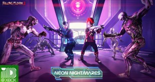 Killing Floor 2: Neon Nightmares Update