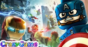 #Lego Marvel's Avengers Full Game - Best Lego Game for Children