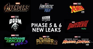 MCU New Phase 5 Leaks Full Breakdown On All Upcoming MARVEL Movies & TV Shows | D23, Avengers & More
