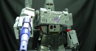 MP-36 MASTERPIECE MEGATRON: EmGo's Transformers Reviews N' Stuff