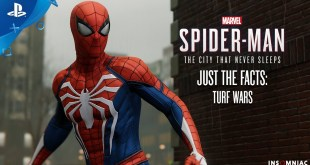 Marvel's Spider-Man: Turf Wars – Just the Facts | PS4