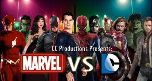 Marvel Versus DC Comics Theatrical Trailer: CC Productions [HD]