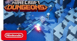 Minecraft Dungeons: Creeping Winter DLC - Nintendo Switch