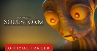 Oddworld: Soulstorm - Gameplay Trailer | PS5 Reveal Trailer