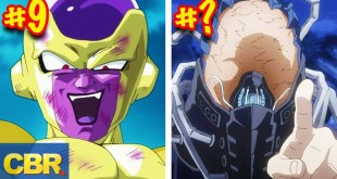 Ranking The Greatest Anime Villains From Weakest To Strongest