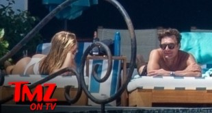 Ryan Seacrest Splits From Shayna Taylor And Moves On With Mystery Blonde | TMZ