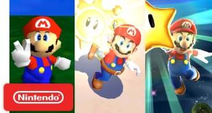 Super Mario 3D All-Stars - Launch Trailer - Nintendo Switch