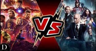 The Avengers (MCU) VS X-Men (FOX) | BATTLE ARENA | (RE-UPLOAD)
