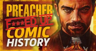 The F***ed Up Comic History of Preacher (Jesse Custer)