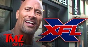 The Rock Buys XFL In $15 Million Deal, 'Creating Something Special' | TMZ