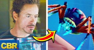 Tony Stark May Be The Reason Why Peter Parker Became Spider-Man