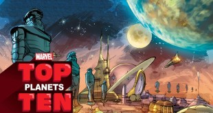 Top 10 Planets | Marvel Top 10