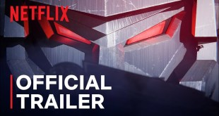 Transformers: War For Cybertron Trilogy - Siege | Official Trailer | Netflix