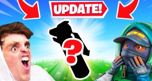 WHEN FORTNITE GIVES US AN UPDATE