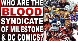 Who Are DC Comics' Blood Syndicate? The Justice League Gone Gangsta!