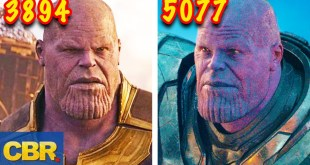 Why Thanos Was More Powerful In Avengers Endgame Than In Infinity War