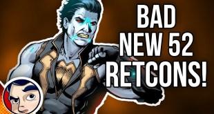 Worst DC Comics Retcons! - Comics Experiment | Comicstorian