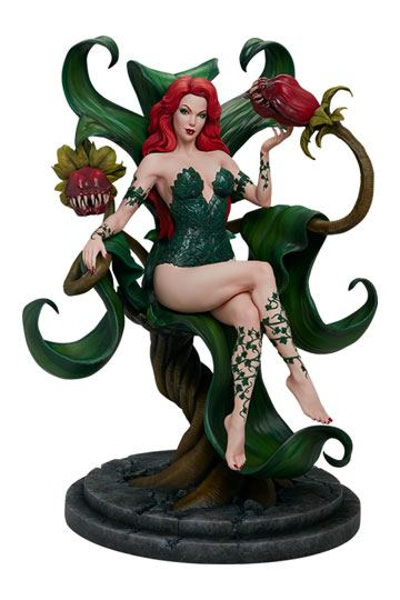 Poison Ivy Maquette DC Comics by Sideshow and Tweeterhead