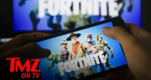 iPhones with 'Fortnite' Installed Now Being Sold On eBay For $10,000 To $20,000 | TMZ TV