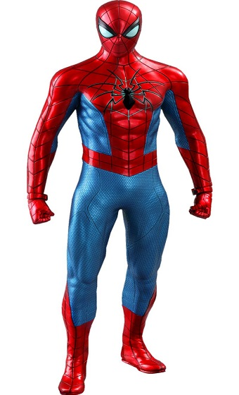 Spider-Man Game Figure