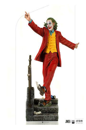 Joker Prime Statue 1/3by Iron Studios Joaquin Phoenix