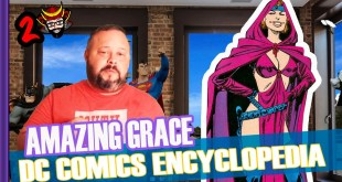 AMAZING GRACE - DC COMICS ENCYCLOPEDIA - [TWO SAMURAIS]