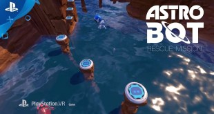 ASTRO BOT Rescue Mission - Evolving Gameplay Trailer | PS VR